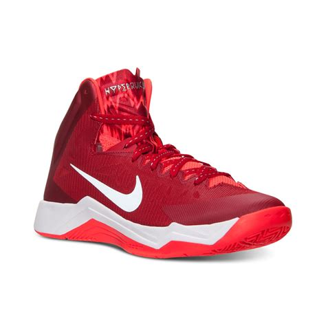 nike hyper quickness basketball shoes nike mens hyper quickness basketball sneakers from finish