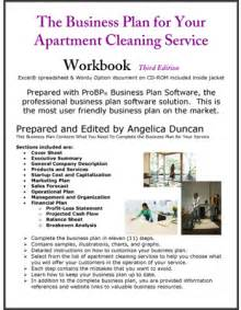 apartment cleaning service business plan cleaning