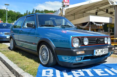 volkswagen gti blue 2017 top 10 mk2 volkswagen golf and jetta from w 246 rthersee 2017