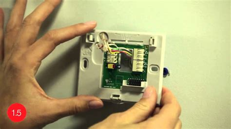 Honeywell Wifi Smart Thermostat Wiring Diagram Vivresaville Install The Honeywell Wifi Smart Thermostat