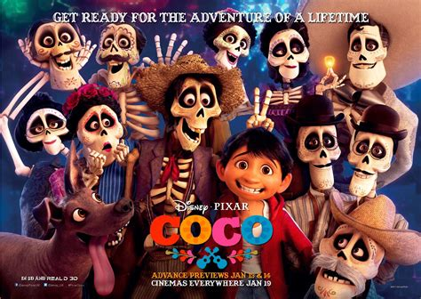 coco cineplex entertain your little ones with this pixar s coco activity