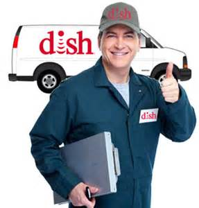 Dish Installer by Installation Services Free And Often Next Day