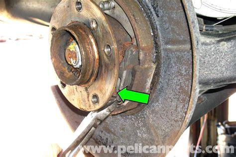 repair anti lock braking 2006 bmw 3 series electronic valve timing bmw e46 parking brake shoe backing plate replacement bmw 325i 2001 2005 bmw 325xi 2001