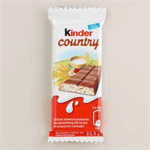kinder country world market