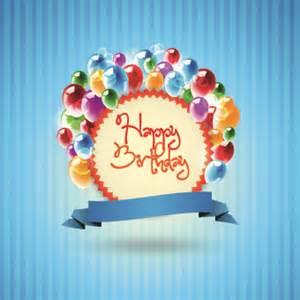 happy birthday card vector set free vector in encapsulated postscript eps eps vector