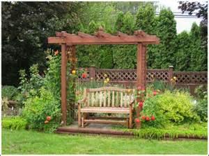 Pergola In Garden by 9 Ideas De P 233 Rgolas Para El Jard 237 N
