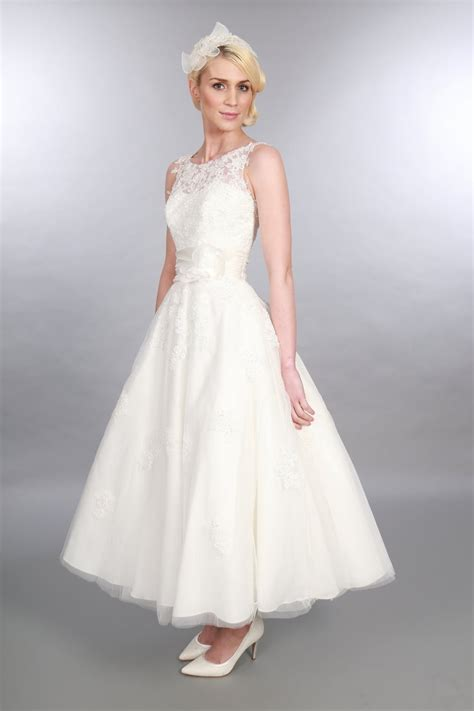 Length Wedding Dress by Ankle Length Wedding Dresses All Dress