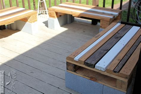 how to make a cinder block bench how to make bench concrete blocks ask home design