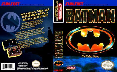 emuparadise snes emulator batman the video game usa rom