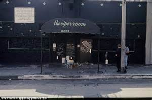 river viper room river knew he was suffering an overdose the he died says friend daily mail