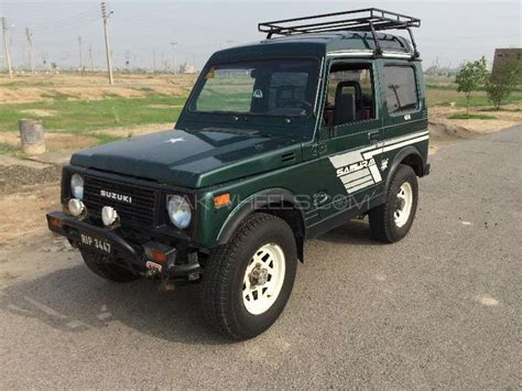 Suzuki Jimny 1998 Suzuki Jimny Basegrade 1998 For Sale In Lahore