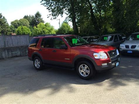 2007 ford explorer towing capacity 2007 ford explorer sport trac performance us news best