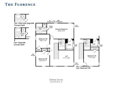 ryan homes floor plans building our first home florence florence floor plan