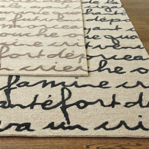 Le Poeme Indoor Outdoor Rug Decor From Ballard Designs The Pretty Dish