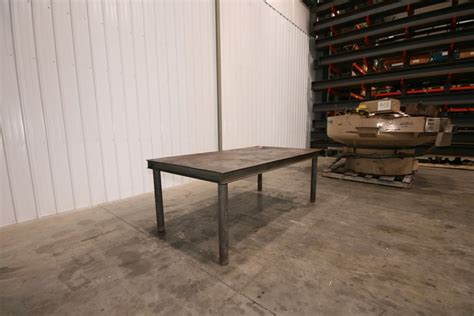 used tables welding table