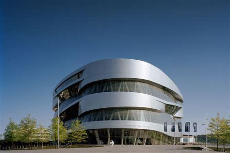 mercedes museum mercedes museum in stuttgart beton freizeit sport