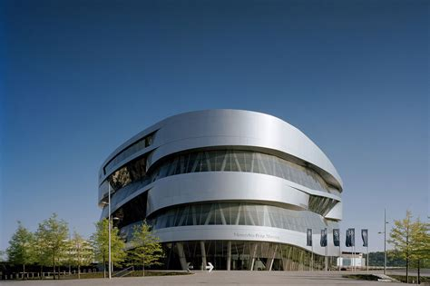mercedes museum stuttgart mercedes museum in stuttgart beton freizeit sport