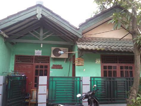 Rumah Dijual Murah rumah btn murah di bekasi 2017