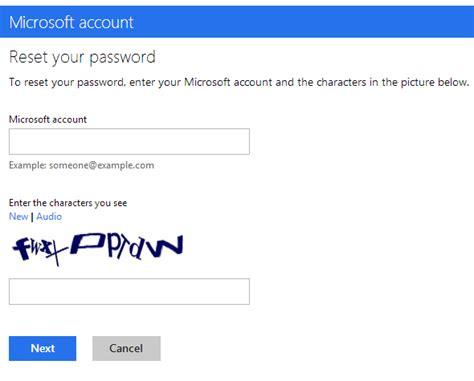 windows vista resetting echo request failed reset password should i prevent abusing it