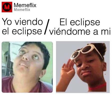 los mejores memes de la previa al eclipse solar