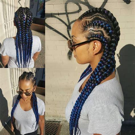 scalp braids hairstyles black women nice braids via tasha worldofstyles http community