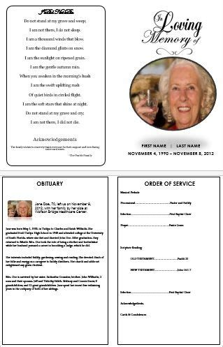 funeral cards templates personalized memorial cards 21 obituary card