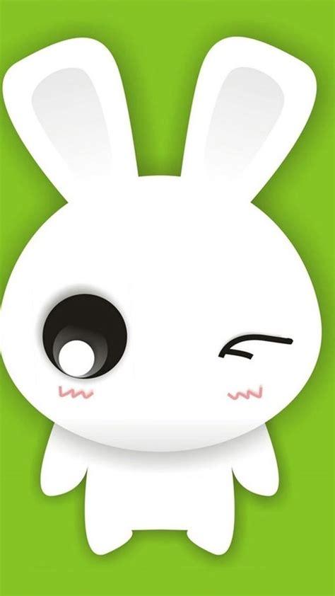 wallpaper cartoon bunny cute cartoon bunny 08 galaxy s5 wallpapers pictures of