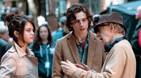 film one day in new york 2018 film timoth 233 e chalamet selena gomez elle fanning