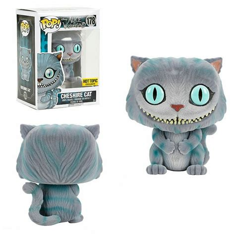 Funko Pop Disney In Cheshire Cat Flocked 1000 images about funko merchandise on fnaf