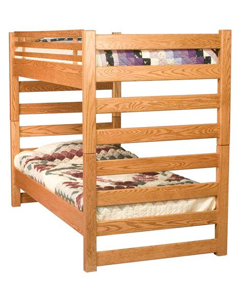 Ladder Bunk Bed Ladder Bunk Bed Amish Direct Furniture