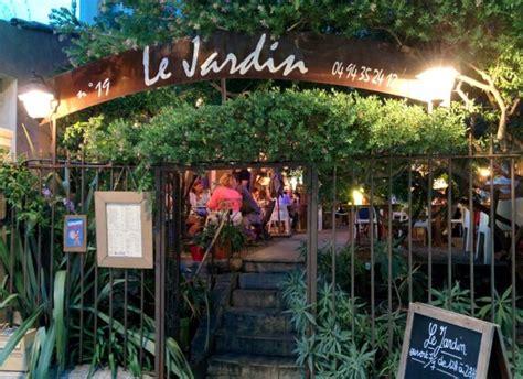 le restaurant le jardin 224 hy 232 res une vraie oasis de