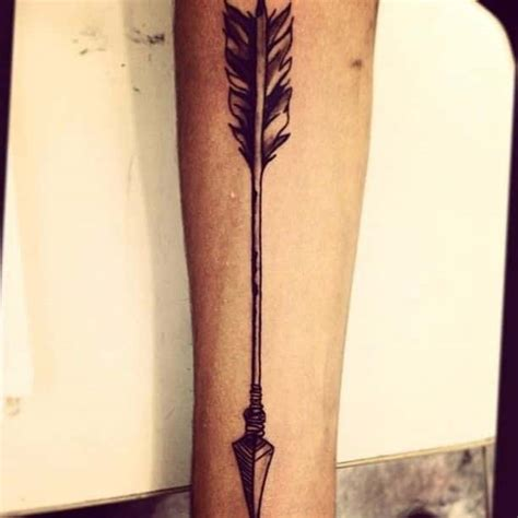 arrow tattoos for men inspiration and ideas for guys