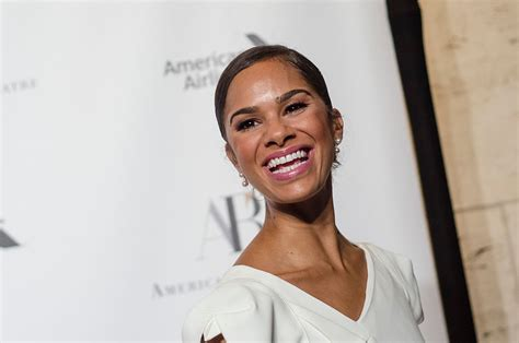 misty copeland makeup misty copeland clapped back at claims she quot failed quot during