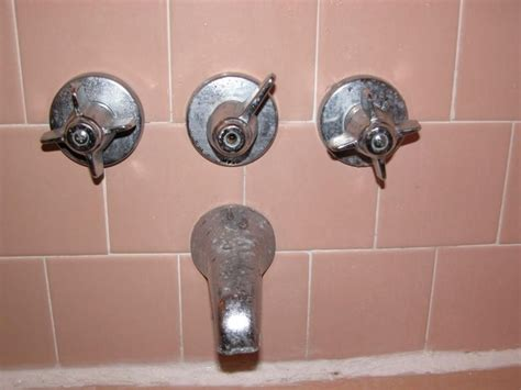Old Shower Faucet 16 Best Images About Bathroom On Pinterest Bathroom