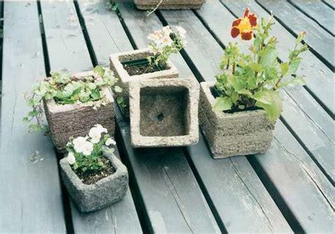 pot vas bunga handmade 03 hypertufa pots