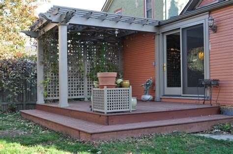breathtaking deck pergola ideas small decks with roof and