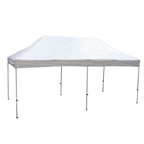 king canopy festival 10 ft w x 20 ft d instant canopy