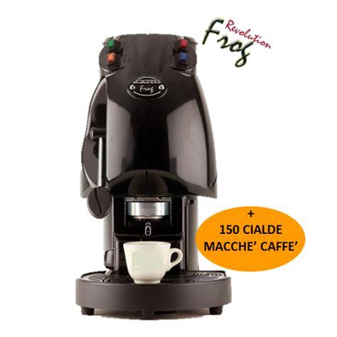 MACCHINA DIDIESSE FROG A CIALDE CAFFE' BASE   150 CIALDE CAFFE MOTTA CON KIT PALETTE, ZUCCHERO E