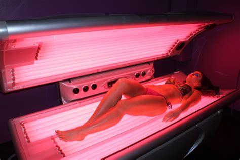 red light therapy tanning bed red light therapy