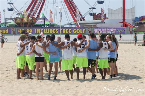 layout beach ultimate tournament ocean city beach ultimate frisbee tournament 2014