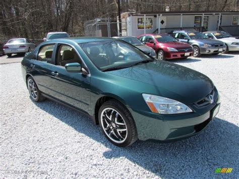 2002 green honda accord 2003 noble green pearl honda accord lx sedan 81685471