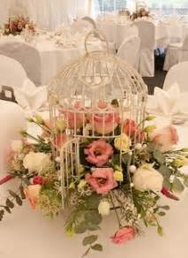 Bird Cage Flower Centerpiece » Ideas Home Design