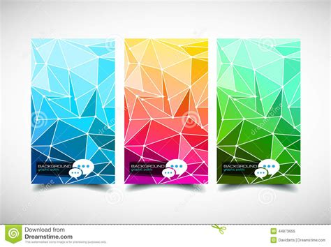 Elegant Business Card Design Template Stock Vector Illustration Of Layout Graphic 44873655 Card Background Templates 2