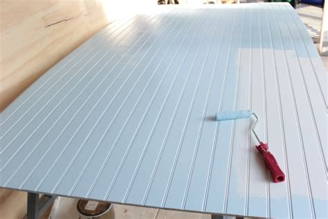 Pvc Beadboard Sheets - why beadboard on the ceiling is nothing at all like dancing on the ceiling