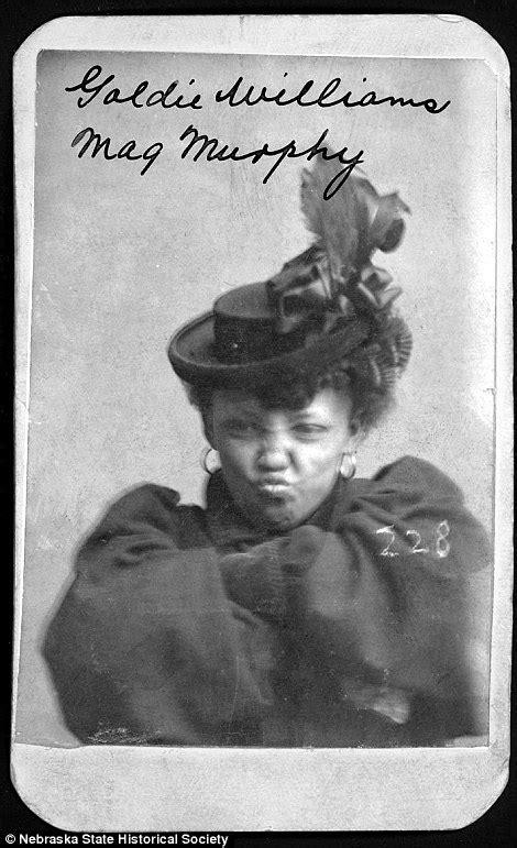 Mug Turn Back Crime Tkc02 historical nebraska mugshots from turn of the century