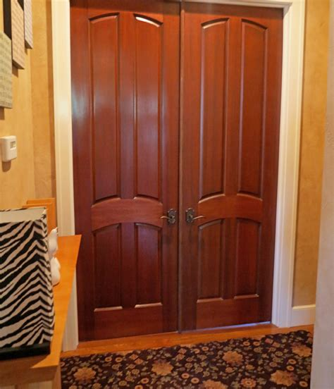 Interior Mahogany Doors 4 Panel Doors Interior Doors Four Panel Interior Doors