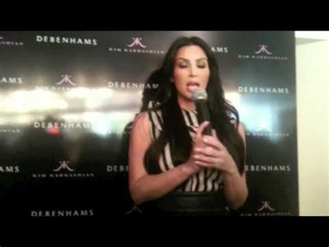 kim kardashian perfume london kim kardashian perfume launch london 2011 youtube