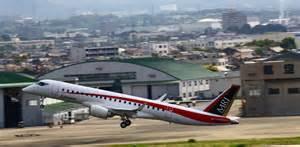 Mitsubishi Mrj News Mitsubishi Mrj Number 2 Takes Flight Air Transport News