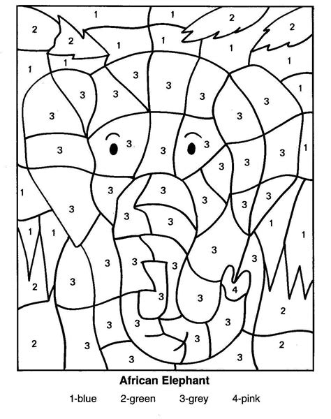 coloring pages by number number coloring pages 10 coloring
