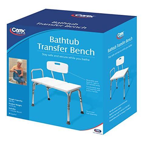 carex tub transfer bench carex bathtub transfer bench 28 images bathtub
